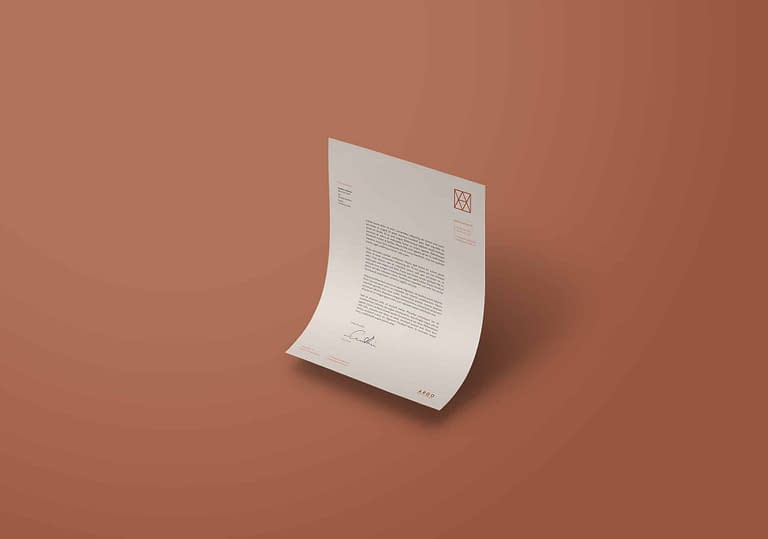 Diseño logotipo abogados asesoría consultoría